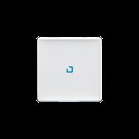 Клавиша выключателя с подсветкой Valena Life Legrand, цвет белый