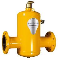 Сепаратор воздуха фланцевый Spirovent BA 100F DN 100