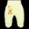 Трикотажные и хлопковые ползунки с широкой резинкой и штанишки
