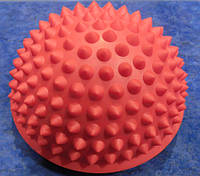 Полусфера балансировочная массажная (диаметр 15 см, высота 7,5 см)