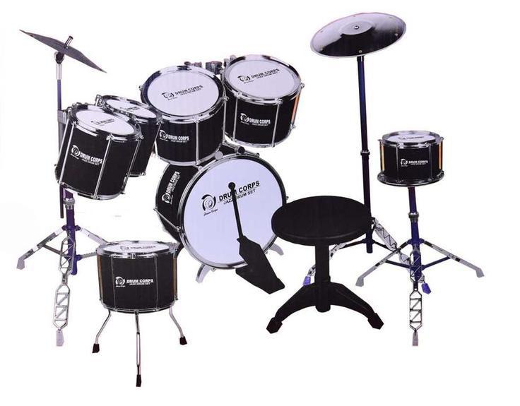 Ударная установка 9009 7 барабанов