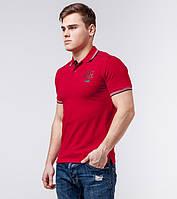Braggart   Тенниска мужская из хлопка 71033 красный
