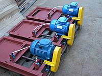 Шибер(задвижки реечные ручные и с электроприводом)