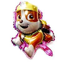 Фольгированный шар щенячий патруль Крепыш 38*26см Китай