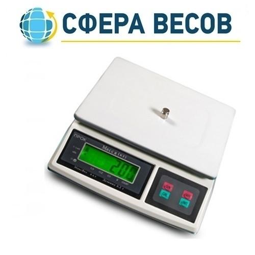 Весы фасовочные ПРОК ВФ-6 (6 кг)