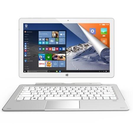 Планшет CUBE iWork10 Pro 10.1 FHD 1920x1200 4GB\64GB  Windows 10+Android 5.1 + клавиатура