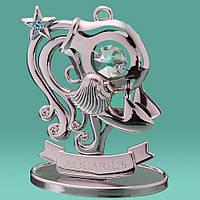 "Знак зодиака ""Водолей"" Crystocraft  267-001 SL"