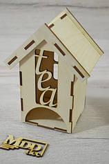 Чайные домики из дерева