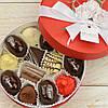 """Набор элитных шоколадных конфет """"Феерия вкуса"""". Размер: Ø165х50мм, вес 360г"""