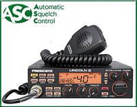 Радиостанция автомобильная PRESIDENT LINCOLN II ASC