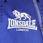 Майка боксерская Lonsdale синяя | Майка боксерська Lonsdale синя, фото 3