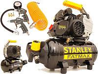 Масляный компрессор Stanley FATMAX FMXCM0042E