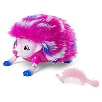 Интерактивный ежик Zoomer Hedgiez Ava Interactive Hedgehog with Lights Sounds and Sensors Spin Master 14408-7