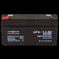 Аккумулятор кислотный LP 6-1,3 AH