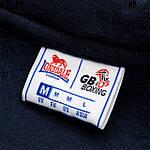 Кофта худи Lonsdale боксерская темносиняя | Кофта худі Lonsdale боксерська темносиня, фото 5