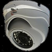 Уличная цветная  MHD видеокамера 1 Мп VLC-4128DM