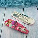 Набор резиночки + заколки Фрозен 4 предмета 5 набор/уп, фото 8