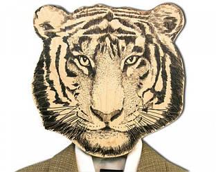 Вешалка Тигр
