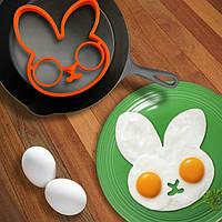 Форма для жарки яиц зайка