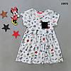 Летнее платье для девочки. 1 год