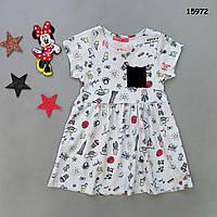 Летнее платье для девочки. 1 год, фото 1