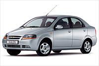 Лобовое стекло Chevrolet Aveo/ Daewoo Kalos (2004-2006)