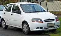 Лобовое стекло Chevrolet Aveo (2006-2012)