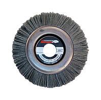Щётка Пиранья 125х12х22 для снятия полимерных покрытий