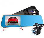 Зеркало заднего вида с FullHD регистратором + парковочная камера