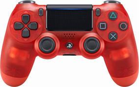 Геймпад Sony Playstation 4 Dualshock v2 Crystal Red