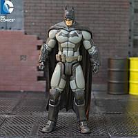 """Фигурка Бэтмена из игры """"Летопись Аркхема Блэкгейт"""" - Batman: Arkham Origins Blackgate, DC Comic, 18 СМ"""