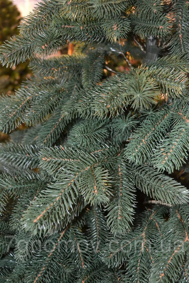 Искусственная елка литая зеленая Альпийская С022 от 1.2 до 3 метров