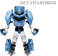 """Трансформер Стилджо трансформация в 3 шага, 23 см, """"Роботы под прикрытием"""", Hasbro, фото 1"""