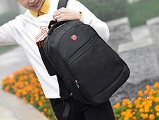 Большой удобный мужской рюкзак, фото 3