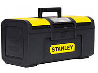 """Ящик для инструмента 16"""" пластмассовый """"Stanley Line Toolbox"""" 39.4х22х16.2см"""