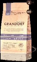Grandorf ADULT STERILIZED Rabbit & Rice 2 кг - корм для стерилизованных кошек (кролик/рис)