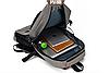 Большой тканевый мужской рюкзак Sportxilie, фото 4