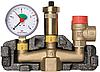 Группа безопасности Аfriso KSG 50 кВт 2 бара в изоляции (для котлов до 50 кВт)