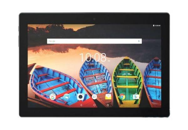 """Lenovo Tab 3 TB-X70F Plus 10"""" 16 GB 3G Slate Black"""