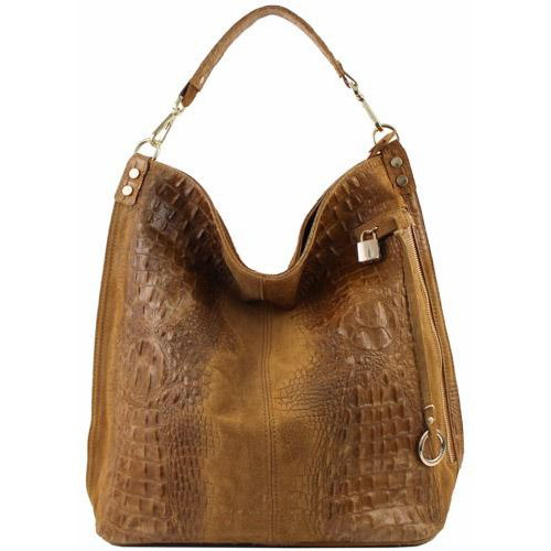 Шкіряна жіноча сумка Луїза