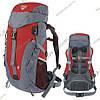 Туристический рюкзак Pavillo BW 68028 (красно-серый)