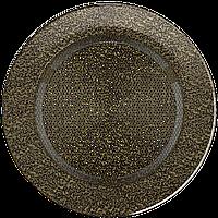 Вентиляционная решетка Kratki FI Ø150 мм Черное золото, фото 1