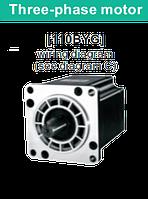 110BYGH3186(NEMA 42) трехфазный шаговый двигатель, фото 1