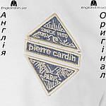 Поло Pierre Cardin оранжевое   Поло Pierre Cardin оранжеве, фото 3