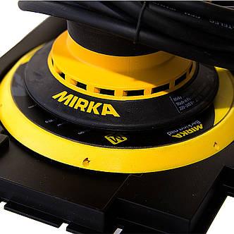 Шлифовальная машинка электрическая 350 Вт, 4000-10000 об/мин, 150 мм MIRKA DEROS 650CV MID6502022, фото 2