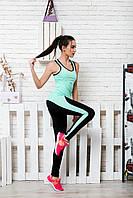 Костюм женский фитнес в расцветках 24759, фото 1