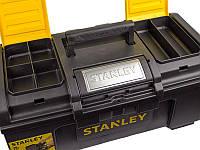 """Ящик для инструмента 19"""" пластмассовый """"Stanley Line Toolbox"""" 48.6х26.6х23.6см"""