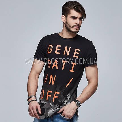 Мужская футболка Glo-story, Венгрия , фото 2