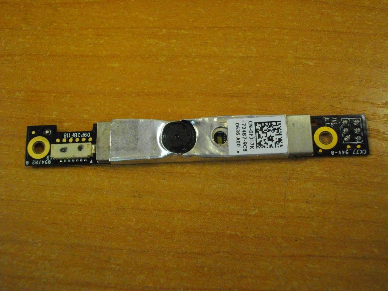 Камера Webcamera Dell Inspiron 1764