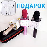 Q7.Беспроводной Bluetooth караоке микрофон., фото 1